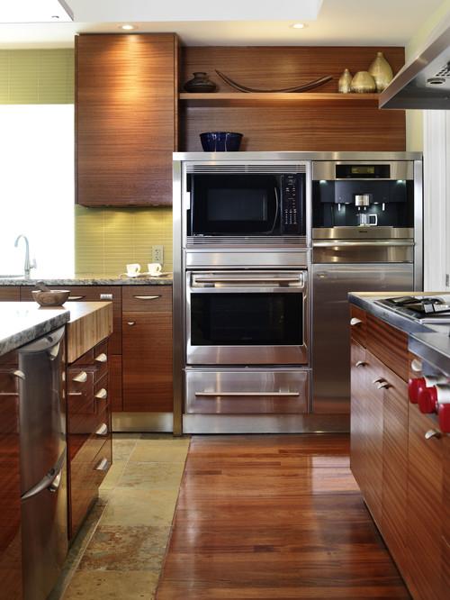 Asian Kitchen Design Ideas