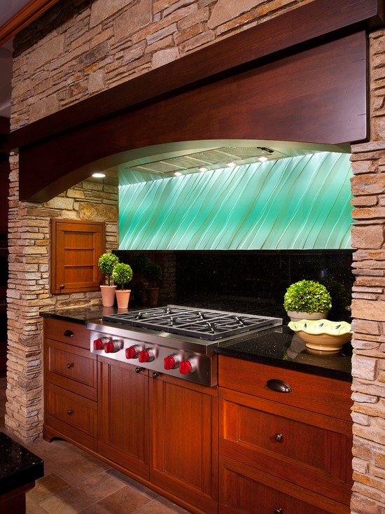 Asian Kitchen Design wow