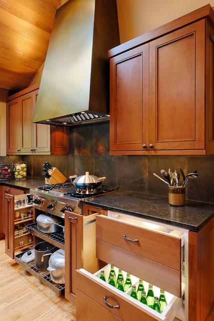 Asian Kitchen Design...