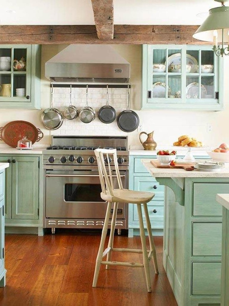 25 Rustic Kitchen Design Ideas - Decoration Love on Rustic:mophcifcrpe= Cottage Kitchen Ideas  id=45208