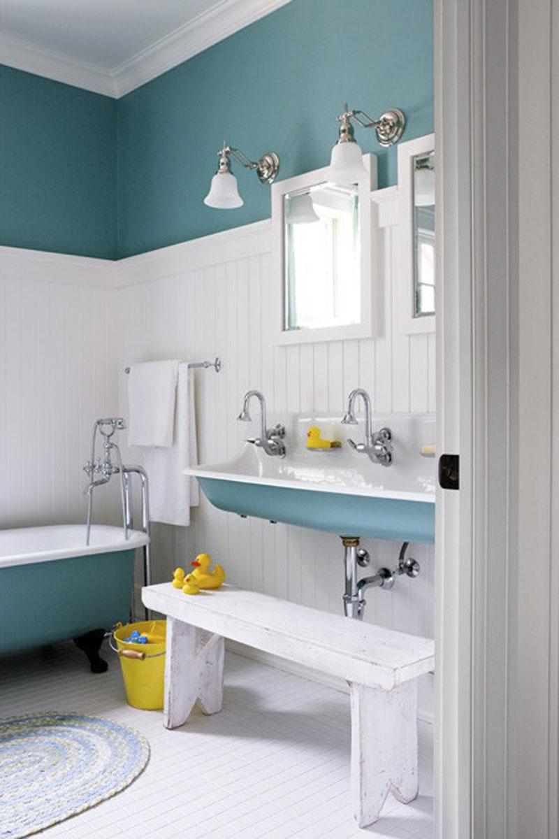 Beach Themed Bathroom Color Ideas