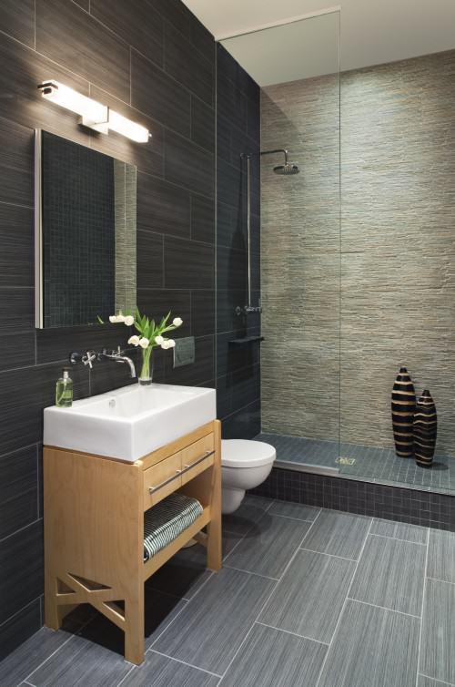 Cool Contemporary Bathroom Design