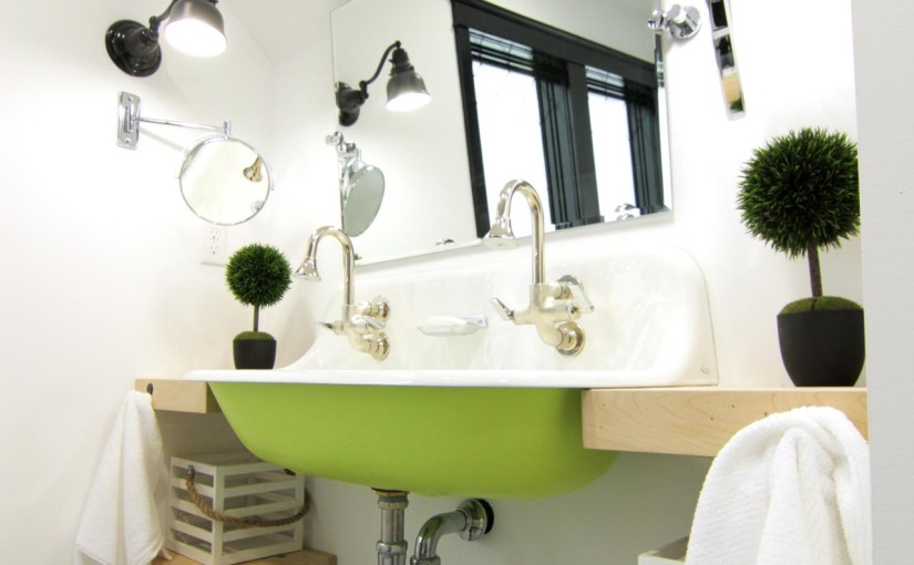 25 Eclectic Bathroom Design Ideas