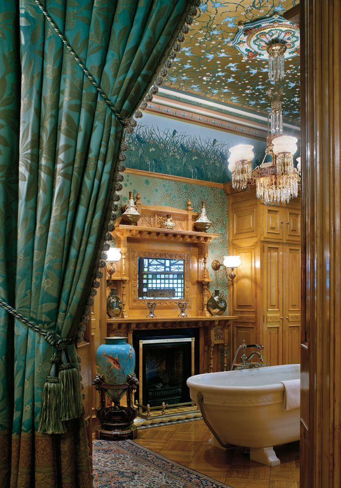 Luxury Victorian Bathroom Design