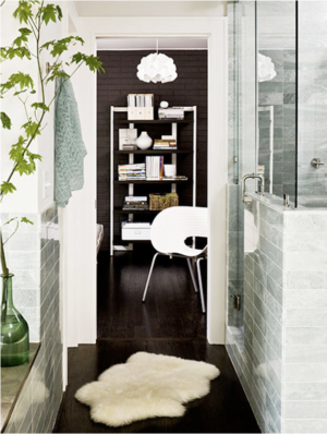 25 Mid-Century Bathroom Design Ideas