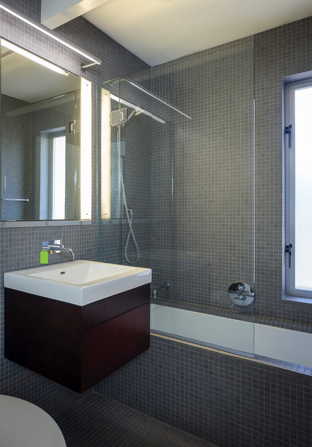 Midcentury Modern Bathroom Design