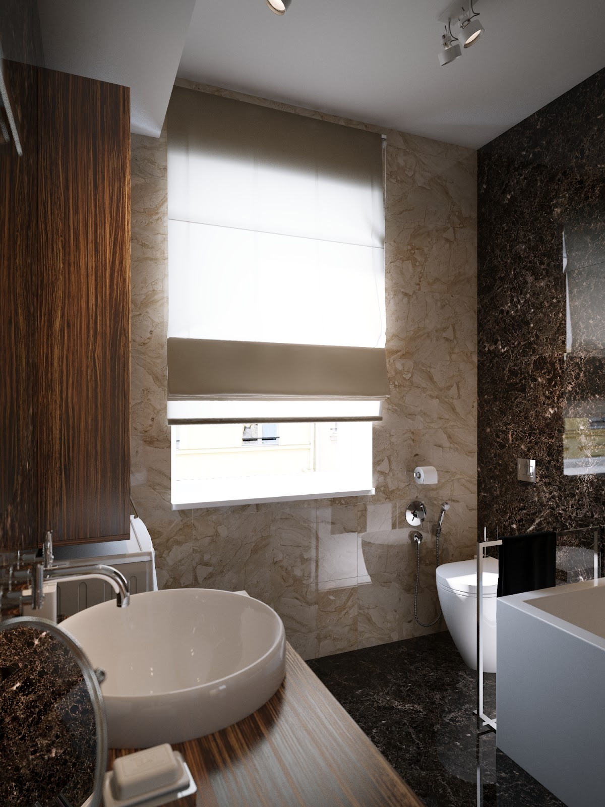 25 Modern Bathroom Design Ideas - Decoration Love