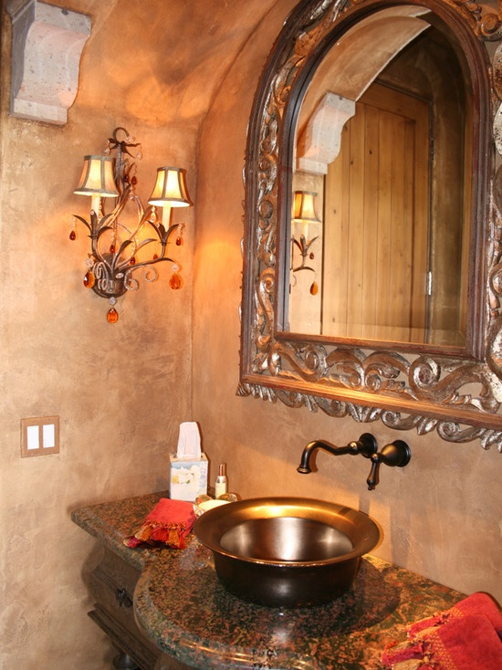 25 Mediterranean Bathroom Design Ideas Decoration Love