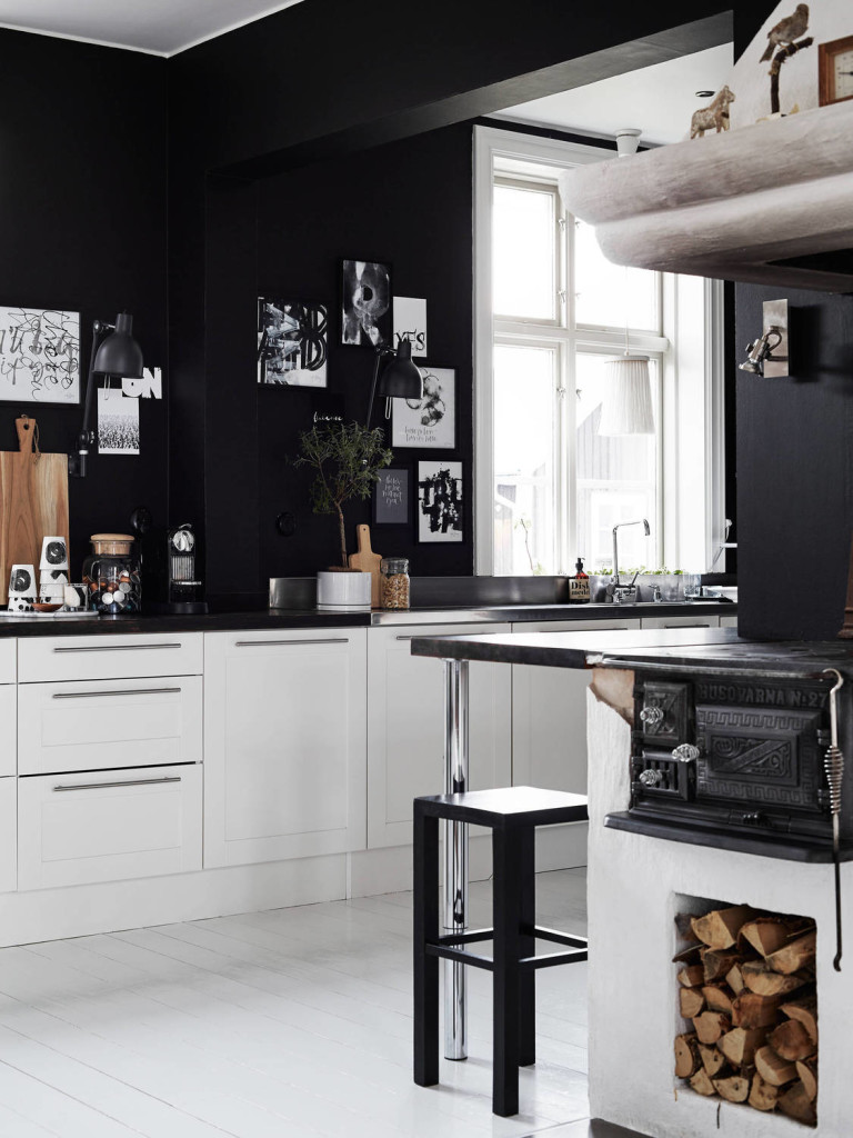 Perfect Scandinavian Kitchen Design