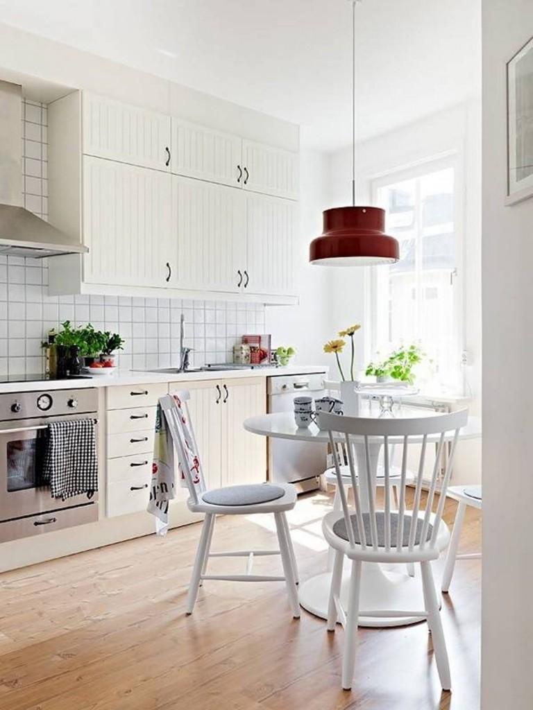 Scandinavian Kitchen Design Decoration