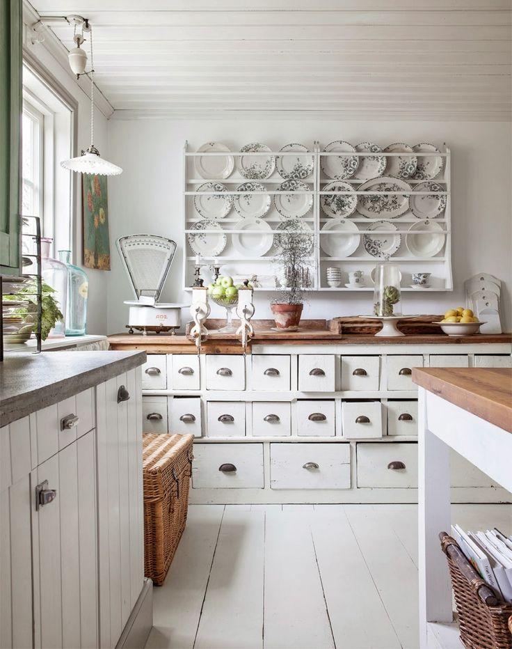 Shabby Chic Kitchen Ideas