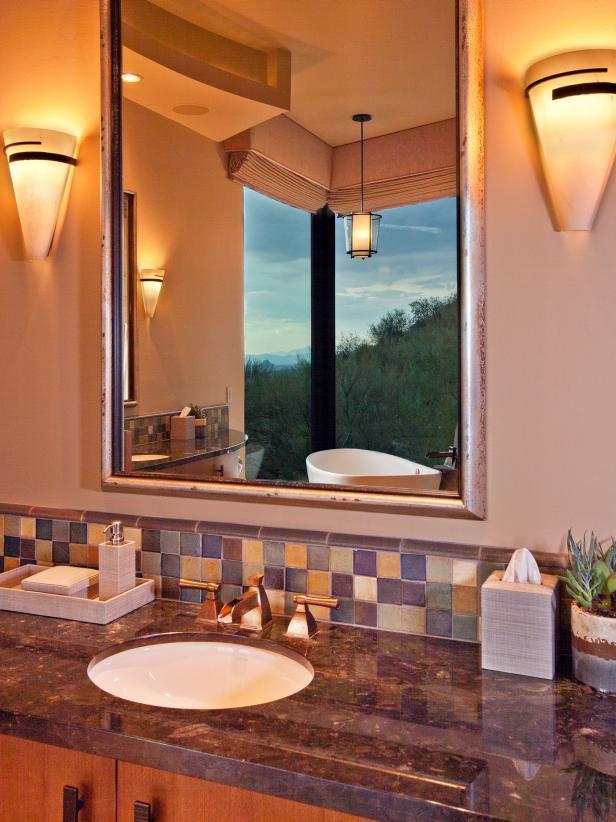 Southwestern Bathroom Vanities