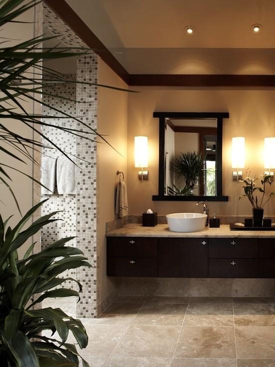 Stunning Asian Bathroom Design
