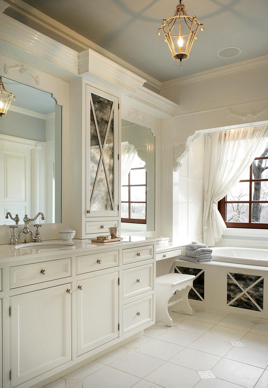 25 Traditional Bathroom Design Ideas - Decoration Love