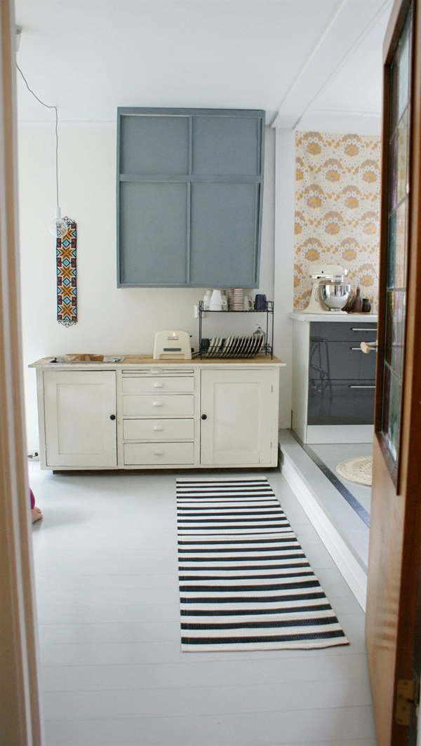 Vintage Scandinavian Kitchen Design