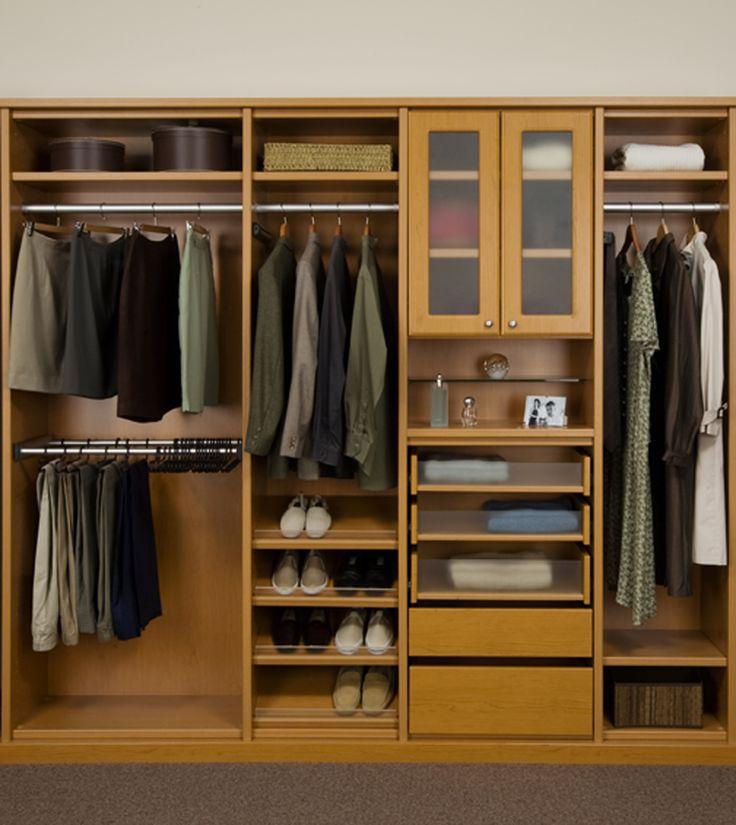 Amazing Mediterranean Closet Design Ideas