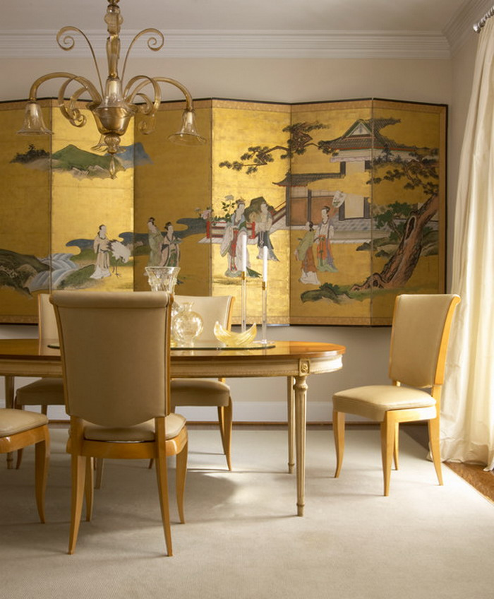 25 asian dining room design ideas decoration love for Dining room styles 2016