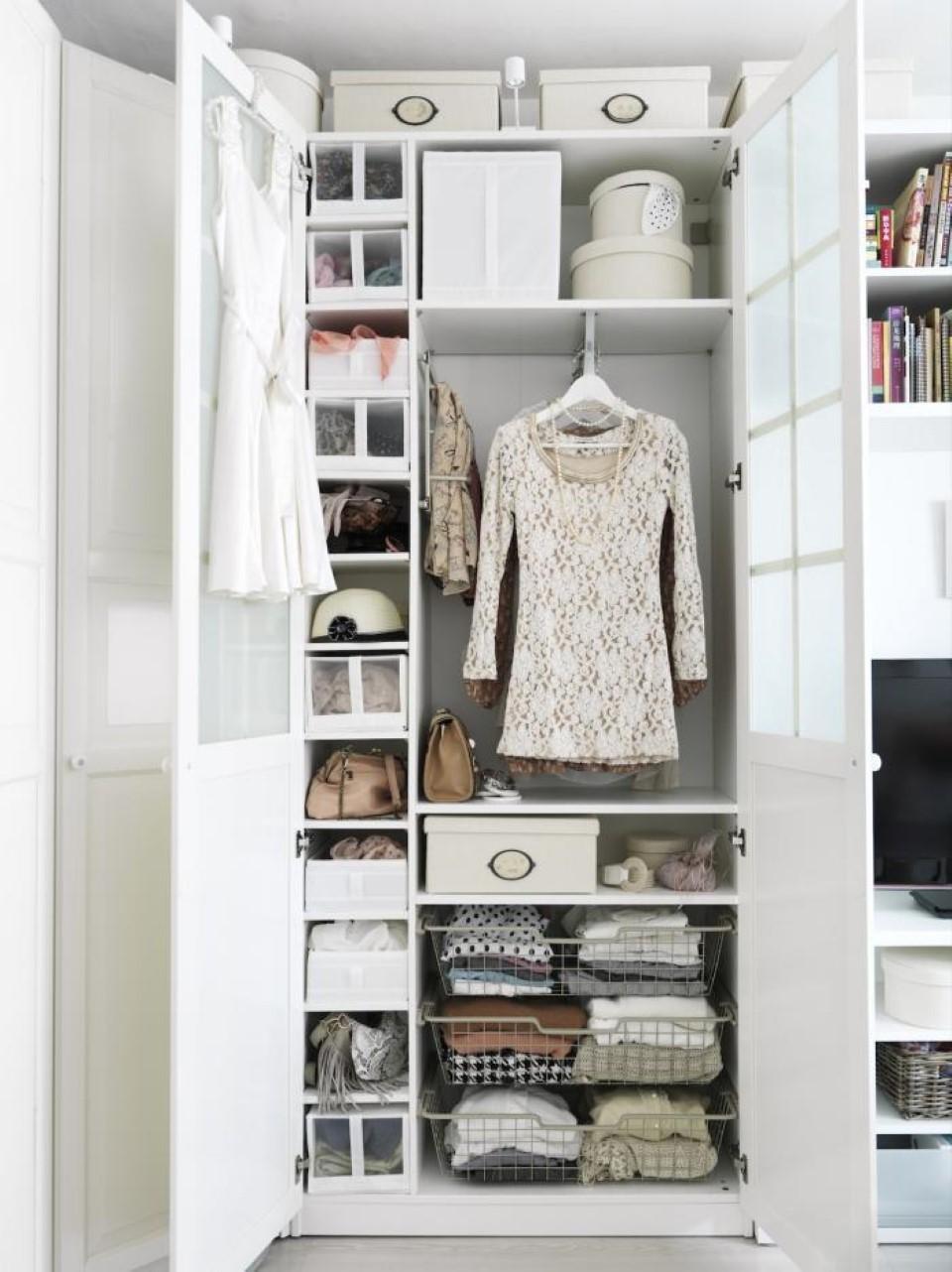 20 Shabby Chic Style Closet Design Ideas Decoration Love