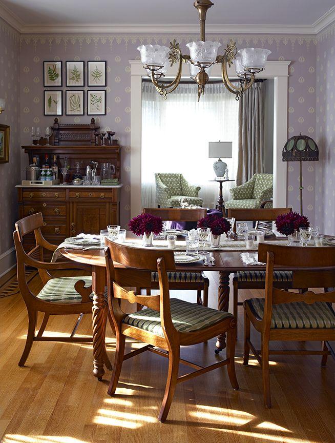 25 Victorian Dining Room Design Ideas - Decoration Love