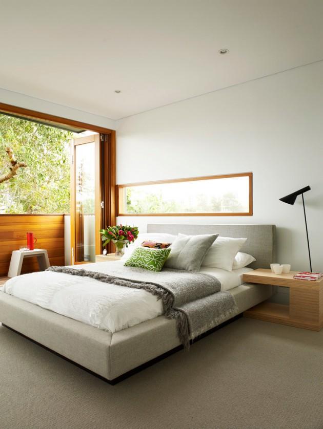 Contemporary Bedroom Interior Design