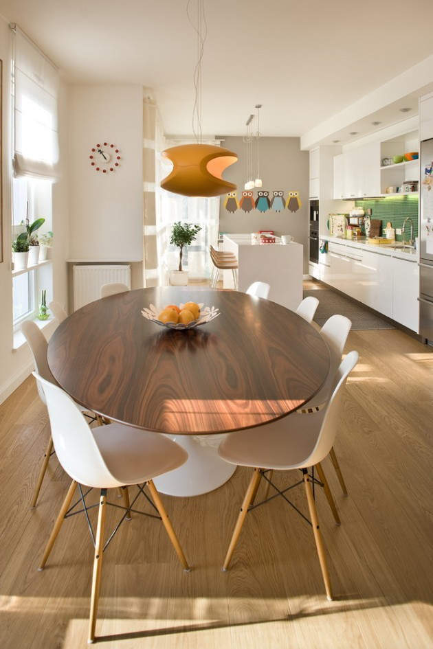 Contemporary Dining Room Design 2016