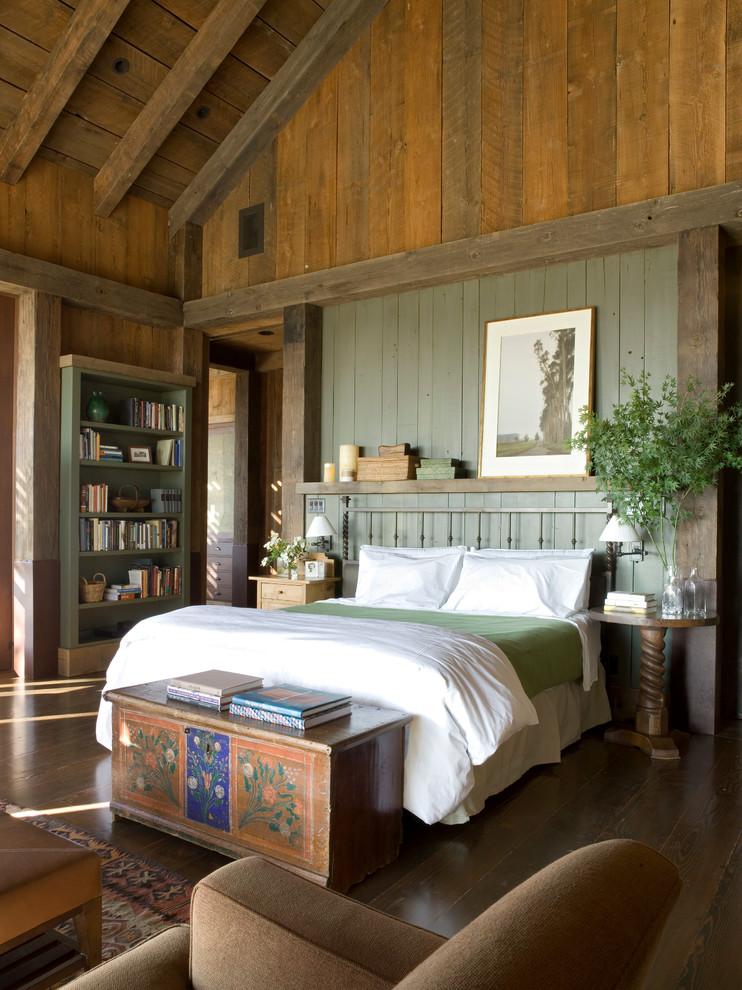 Cool Craftsman Bedroom Design