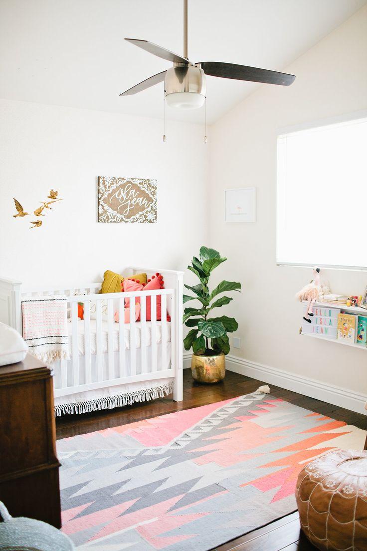 Cool Southwestern Kids Room Design