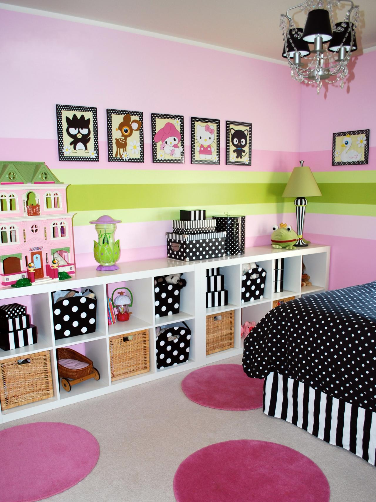 Creative Traditional Kids Room Design