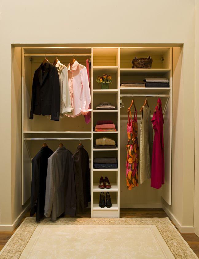 Entry way Tropical Closet Design