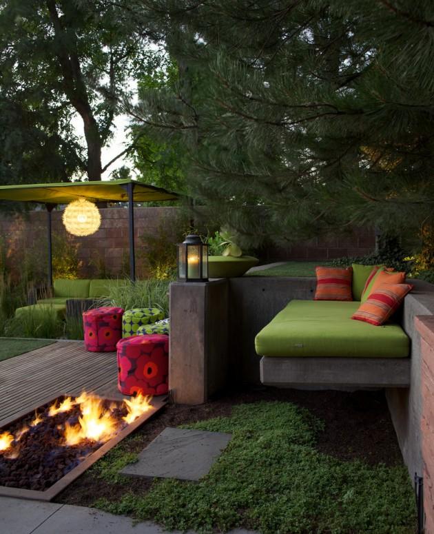 Exceptional Midcentury Outdoor Design