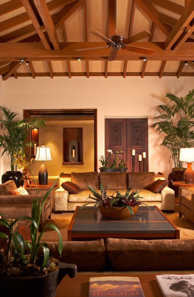 Room Design: 25 Southwestern Living Room Design Ideas