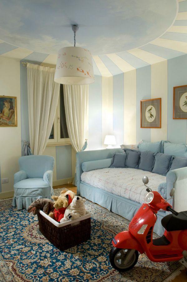 Fantastic Shabby-Chic Style Kids Room Design