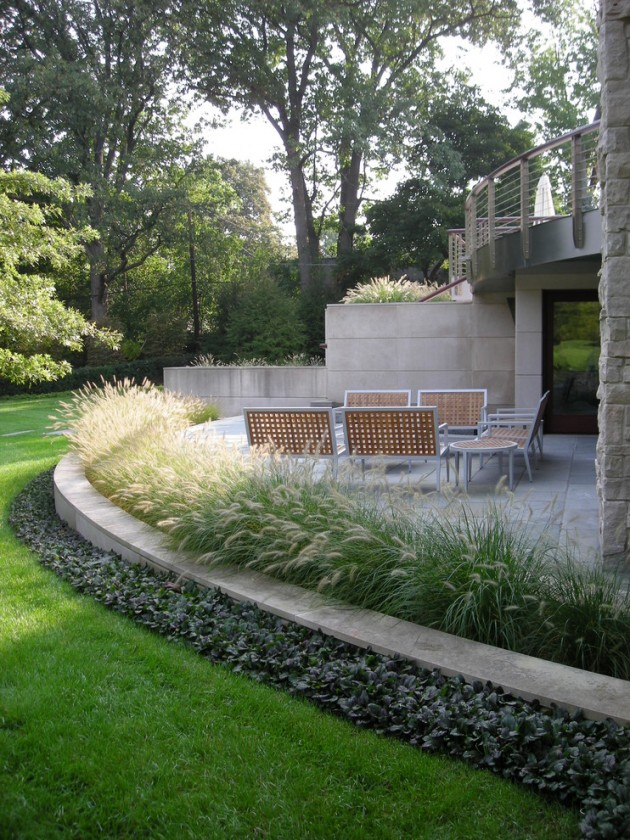 Impeccable Transitional Outdoor Design Ideas