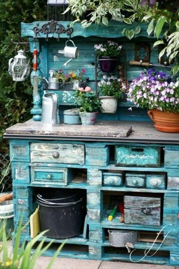 Industrial Outdoor Furniture Design