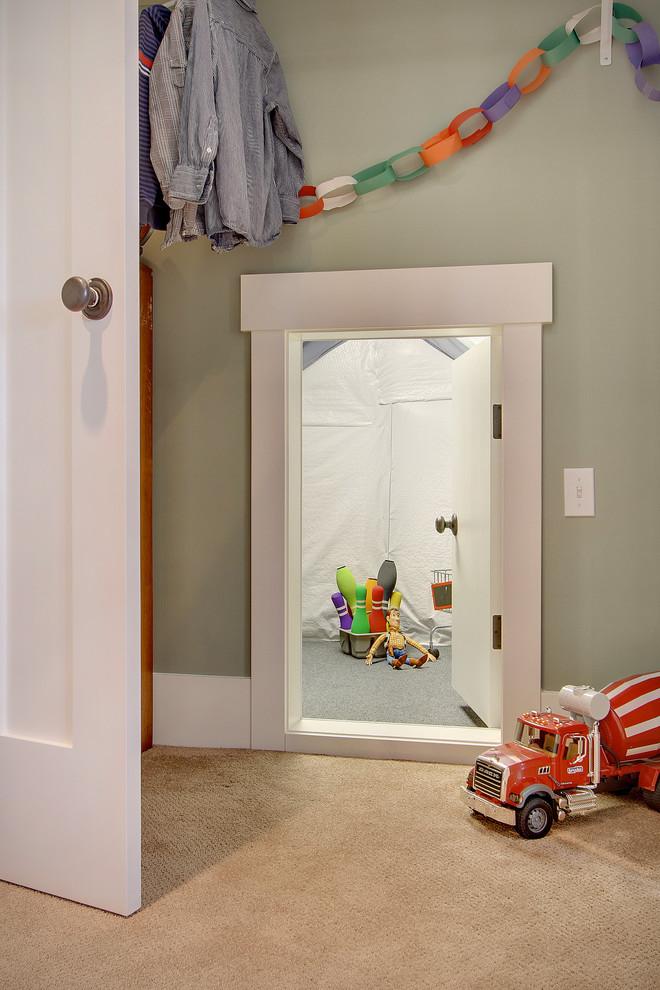 Innovative Craftsman Kids Room Design
