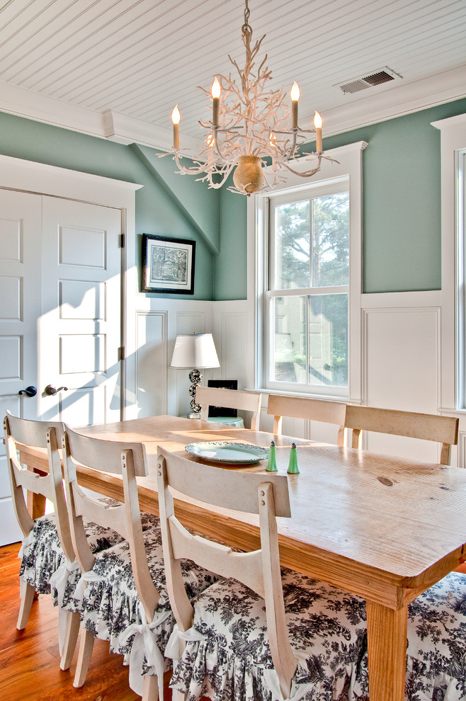 Innovative Farmhouse Dining Room Design