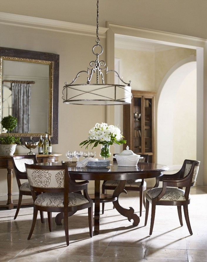 Inspirational Traditional Dining Room Design