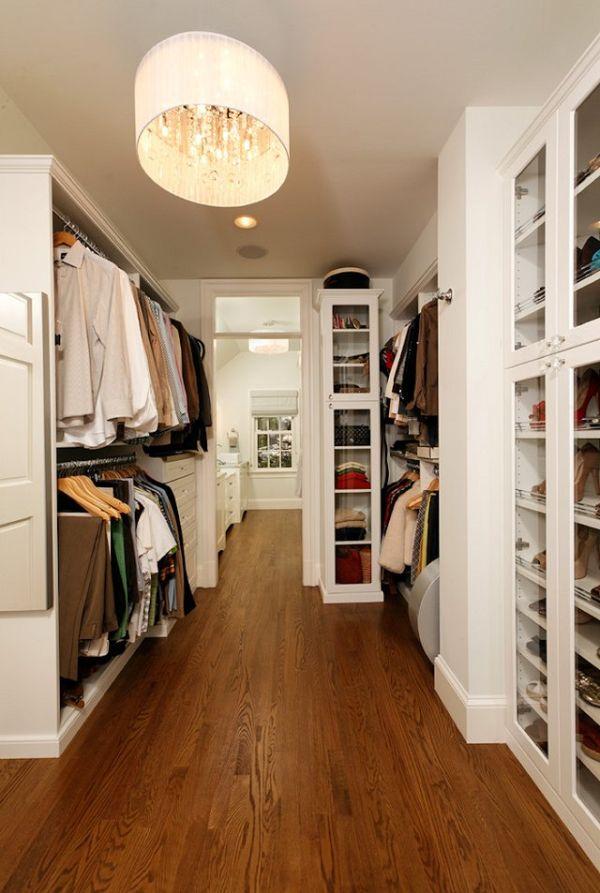 Interesting Traditional Closet Design