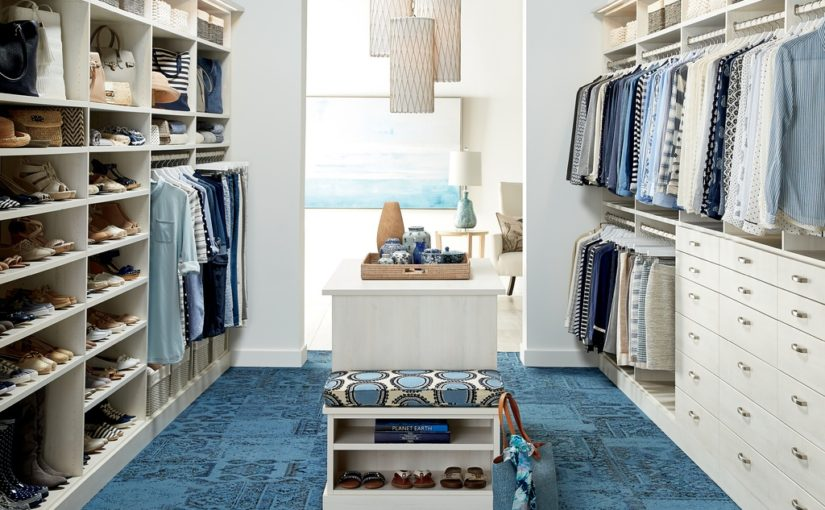 20 Beach Style Closet Design Ideas