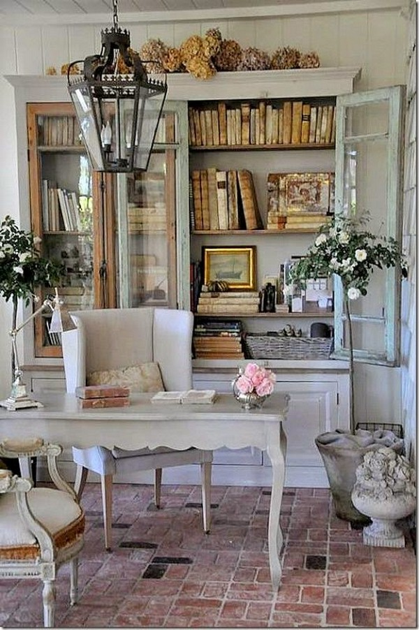 Magical Shabby-Chic Style Living Room Design