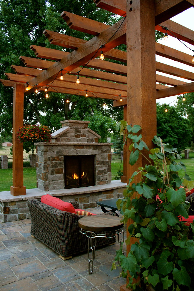 Marvelous Traditional Outdoor Design