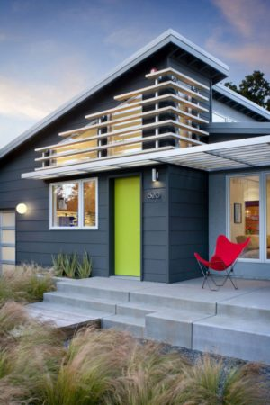 25 Midcentury Exterior Design Ideas