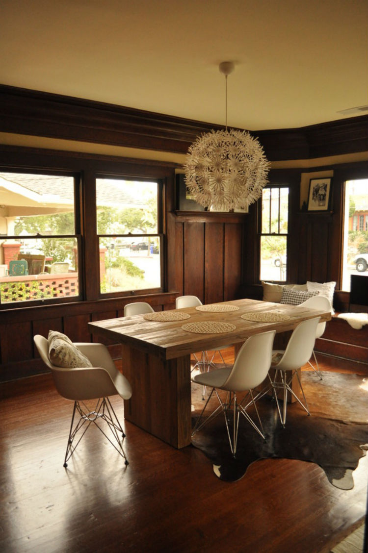 25 Craftsman Dining Room Design Ideas Decoration Love
