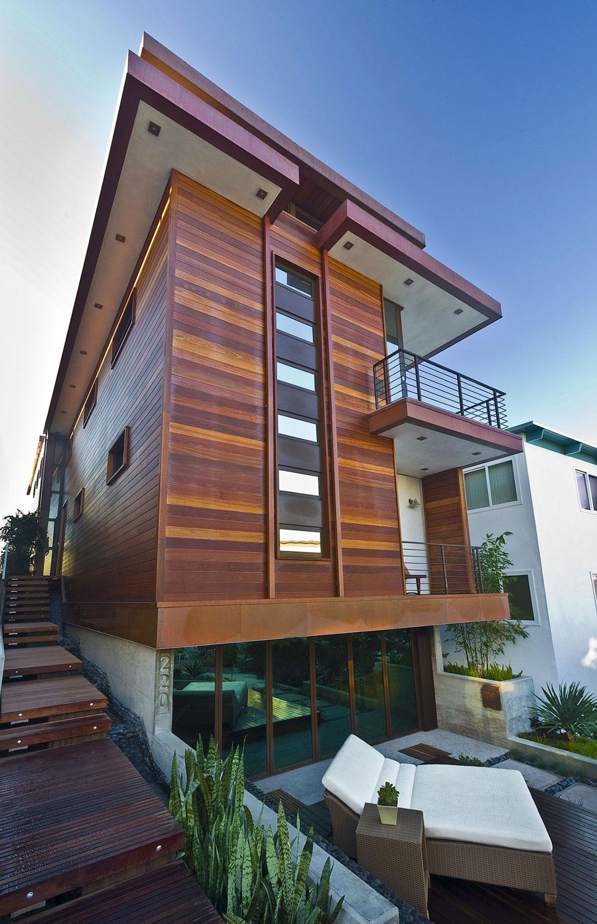 Modern Luxury Contemporary Exterior Design