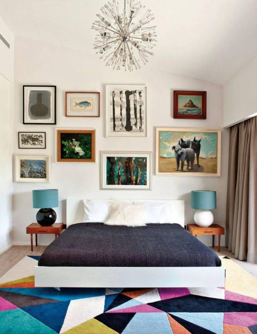 Perfect Eclectic Bedroom Design