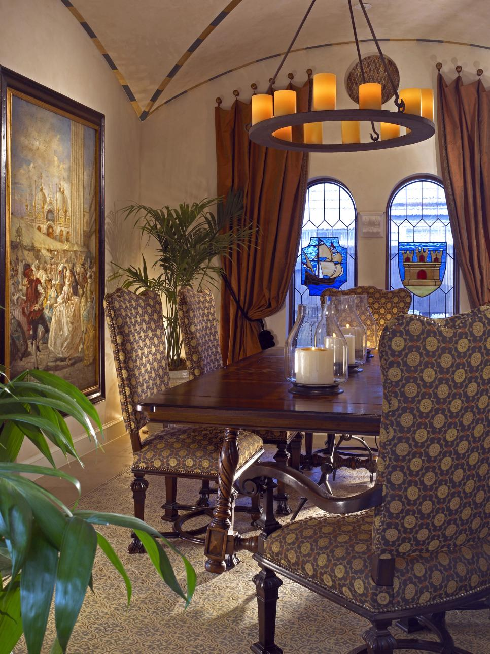 Perfect Traditional Dining Room Design