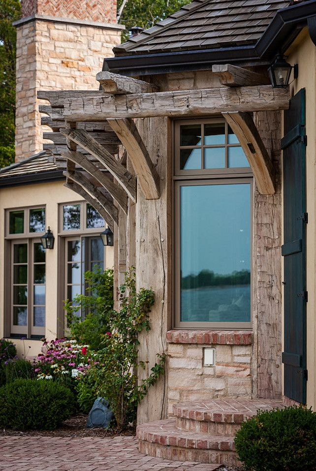 25 Amazing Rustic Exterior Design Ideas Decoration Love