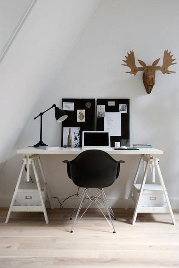 Scandinavian Home Office Designs