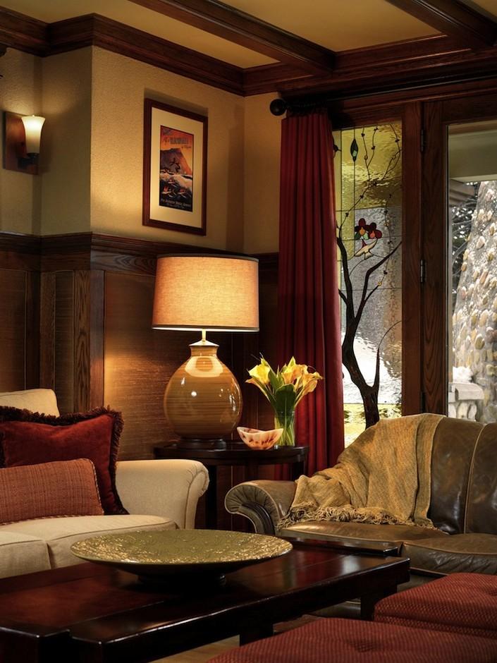 Southwestern Living Room Design Inspiration
