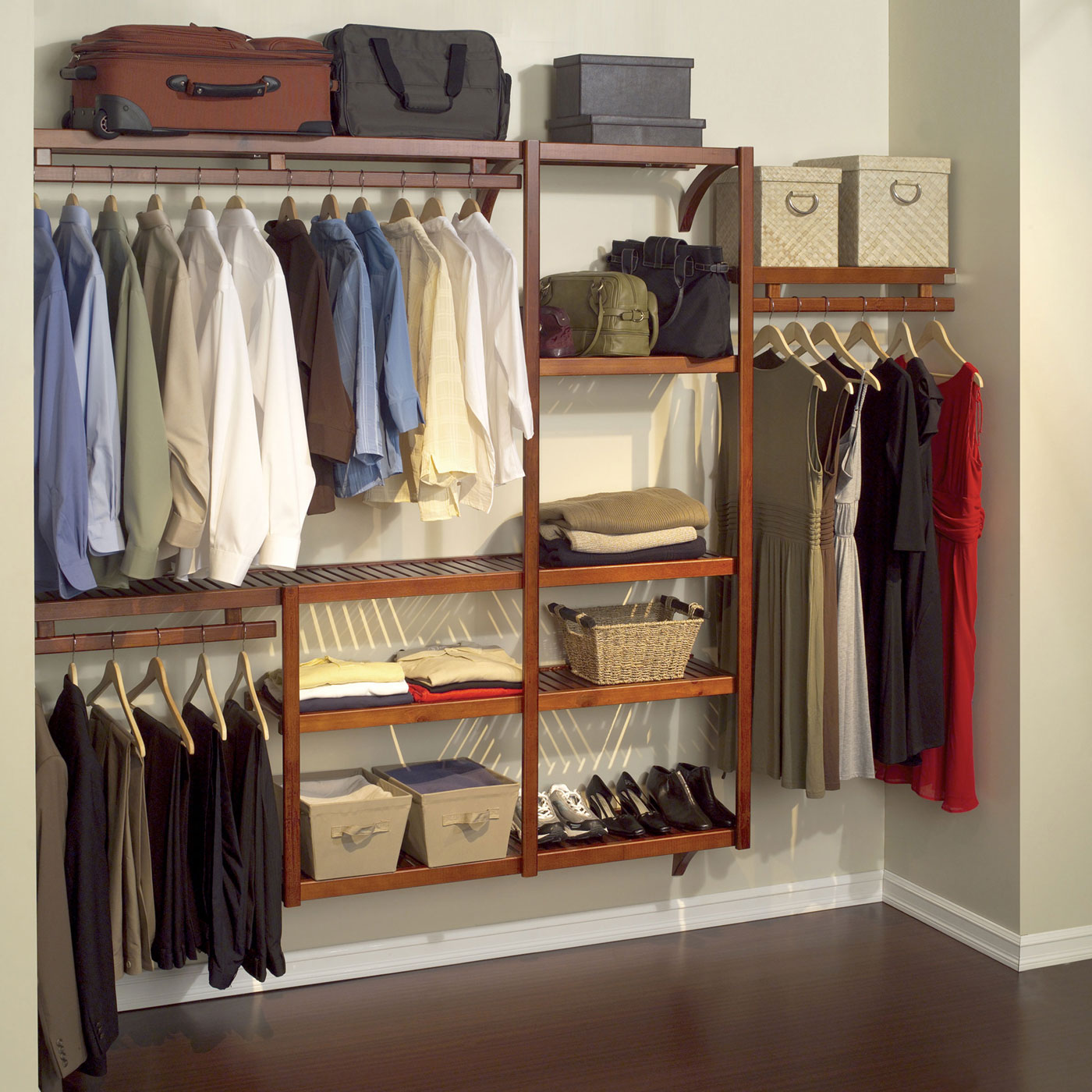 20 Craftsman Closet Design Ideas